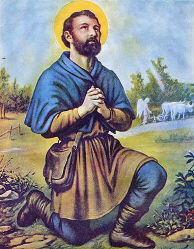 Saint Isidore the Farmer| Pamphlets to Inspire