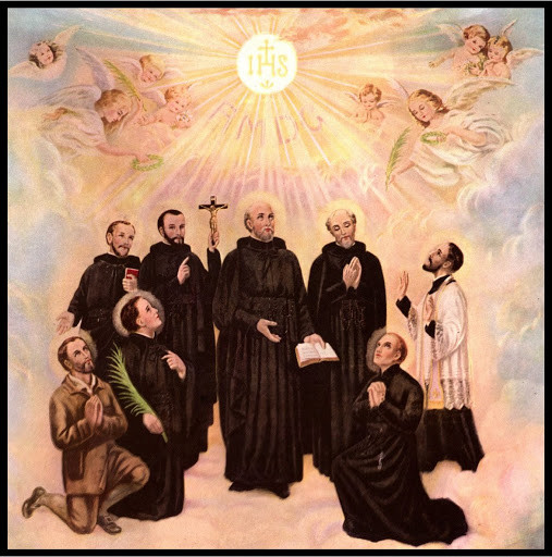 Saint Isaac Jogues and Companions| Pamphlets To inspire
