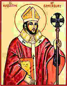 Saint Augustine of Canterbury| Pamphlets to Inspire