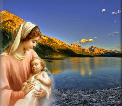 Mary Mother of God| Pamphlets To Inspire