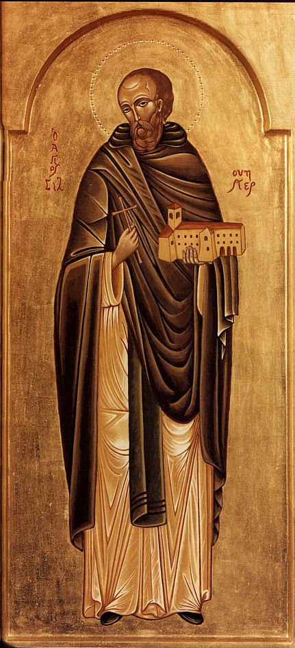 Saint Sylvester, Abbot| Pamphlets To Inspire