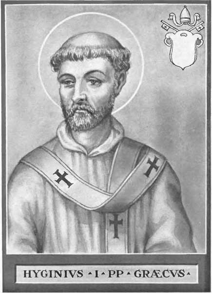 Pope St Hyginus| Pamphlets to Inspire