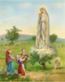 Story of Our Lady of Fatima and the Miracle of the Doves