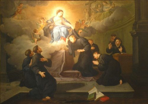The Seven Holy Founders of the Servite Order| Pamphlets to Inspire