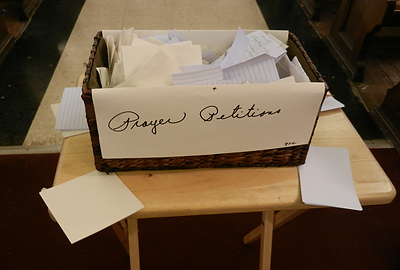 box-of-petitions-to-be-sent-to-san-giovanni-after-celebrating-mass-in-honor-of-padre-pio-on-september-11-2011-pamphlets-to-inspire