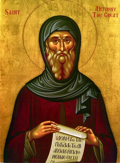 St Anthony of Egypt| Pamphlets To Inspire