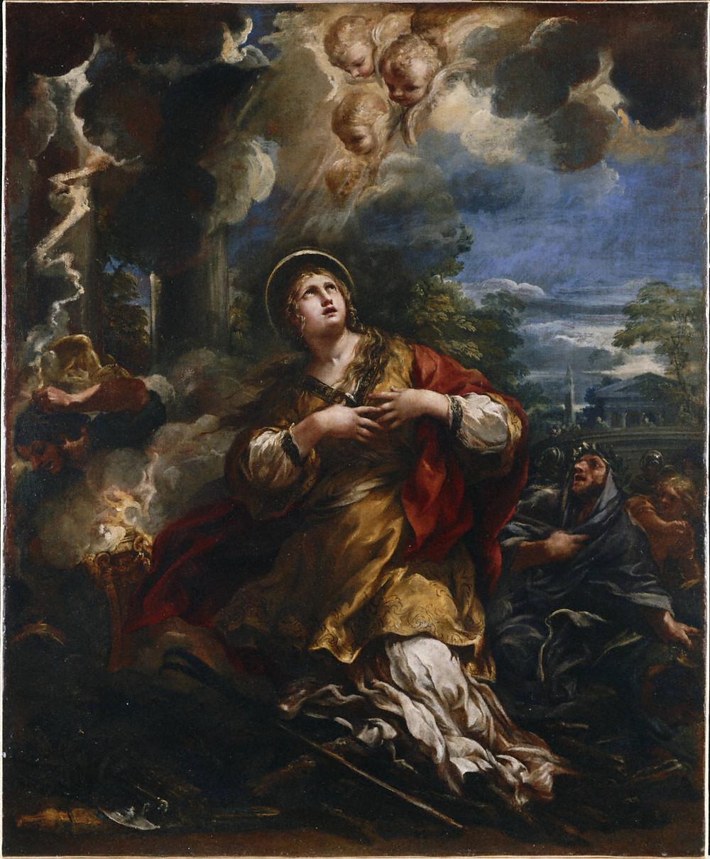 Saint Martina| Pamphlets To Inspire