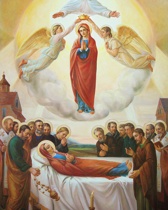 Solemnity of the Assumption of the Blessed Virgin Mary| Pamphlets To Inspire
