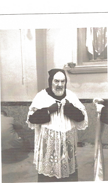 padre-pio-vesring-for-pompillio'-wedding-mass-reflecting-on-the-solemn-occasion-pamphlets-to-inspire