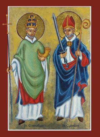 Saints Cornelius and Cyprian, Martyrs| Pamphlets To inspire