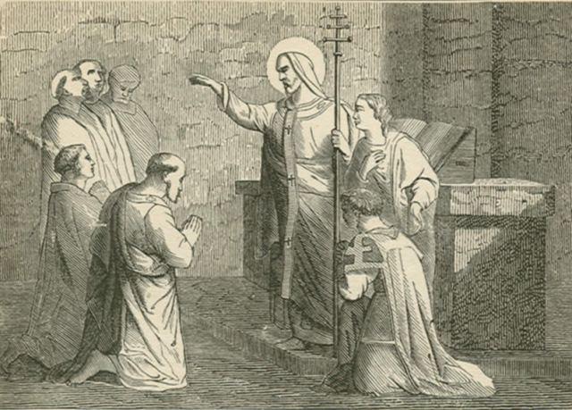 Pope Saint Evaristus  Pamphlets To Inspire