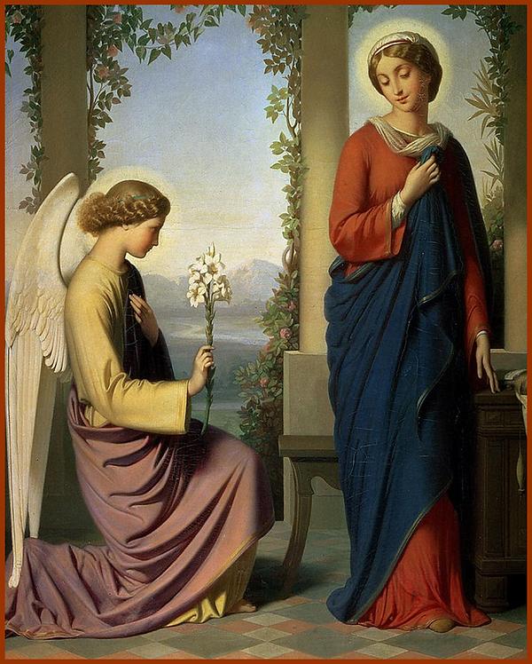 An explanation of the Hail Mary Prayer