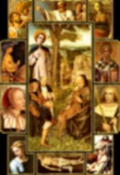 fourteen-holy-helpers-pamphlets-to-inspire