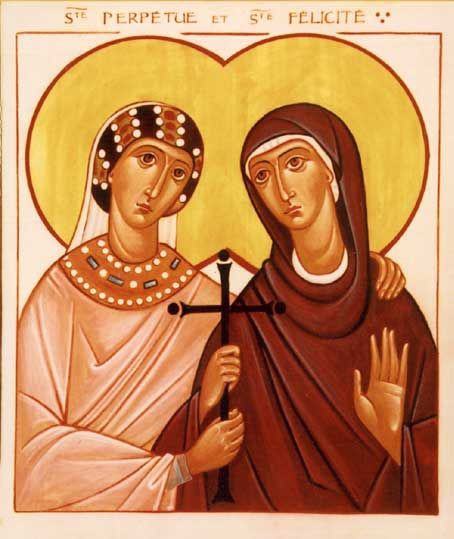 Saints Perpetua and Felicity| Pamphlets To Inspire