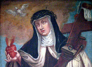 Saint Mary Magdalene de Pazzi| Pamphlets to Inspire