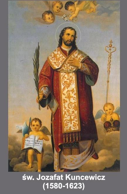 Saint Josaphat of Polotzk  Pamphlets To Inspire