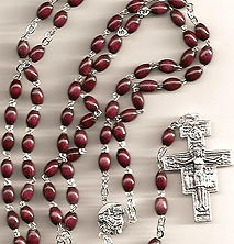franciscan-crown=rosary-beads-pamphlets-to-inspire