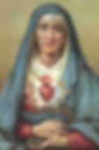 sorrowful-heart-of-mary-pierced-by-seven-7- swords-while-reciting-sorrowful-mysteries-of-the-rosary-pamphlets-to-inspire