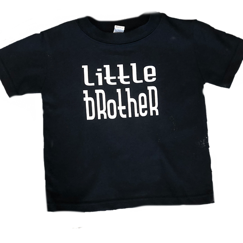 Little Brother Tee (Navy)