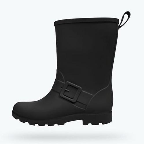 Native Barnett Child Rain Boots (Jiffy Black)