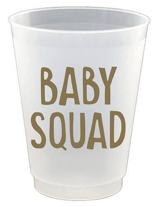 Baby Squad Cups