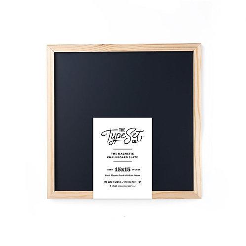 TheType Set Co - Magnetic Letter Board/Chalkboard