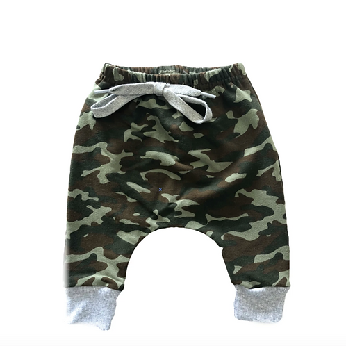 Portage and Main The Camo Joggers (with Grey)