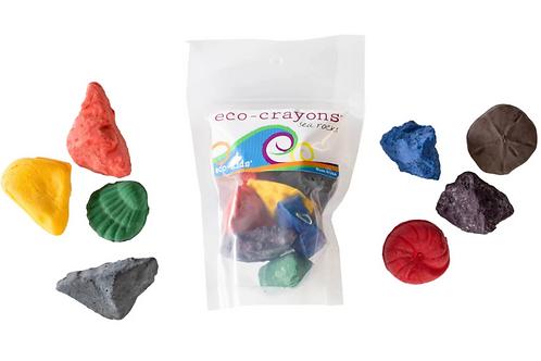 Eco-Kids Sea Rocks Crayons