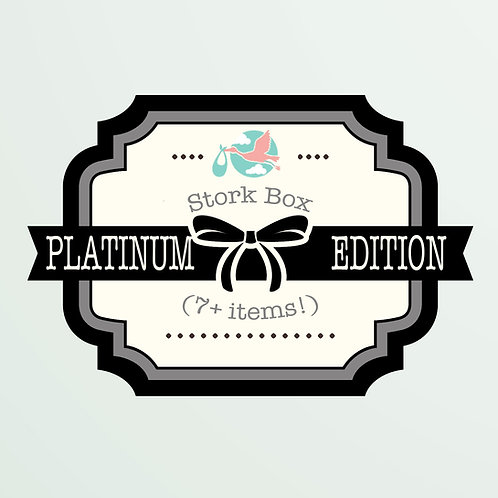 Platinum Edition Stork Box