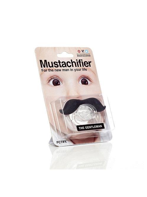 Mustachifier - Hipsterkid Pacifier