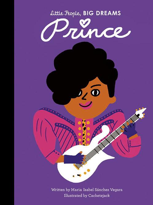 Little People Big Dreams Book - (Prince)