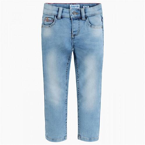 Mayoral Light Wash Jeans