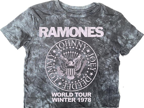 Rowdy Sprout - Ramones Tee