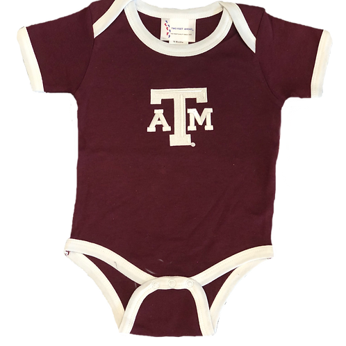 Texas A&M University Onsie