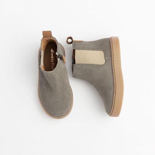 Freshly Picked Chelsea Boot (Grey Suede)
