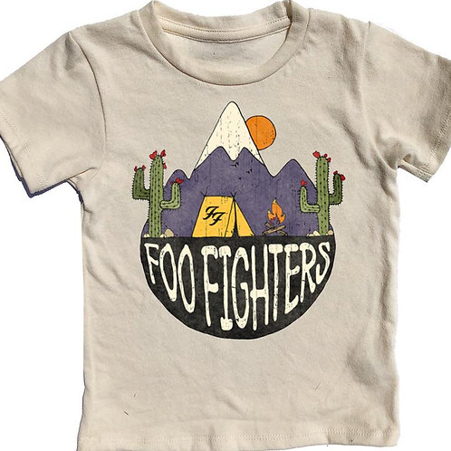 Rowdy Sprout -Foo Fighters Tee
