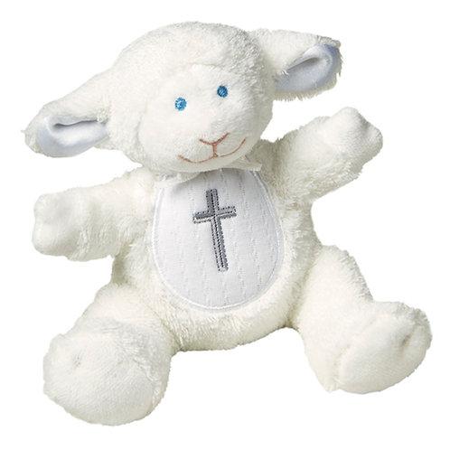 Mary Meyer - Christening Lamb Rattle