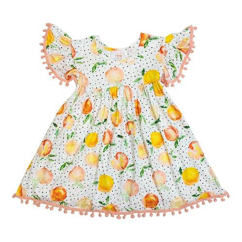 Mila & Rose - You're A Peach Dress