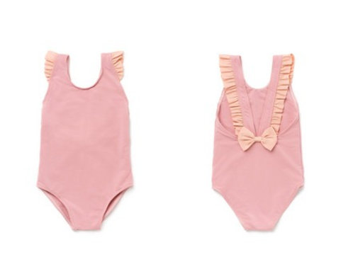 Olivia + Ocean Laguna One Piece (Rose)