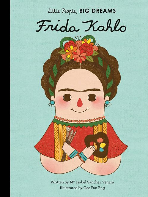 Little People Big Dreams Book - (Frida Kahlo)