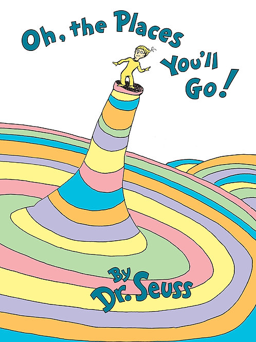 Oh, the Places You'll Go! (book)