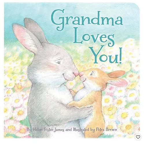 Grandma Loves You by James Brown (Book)