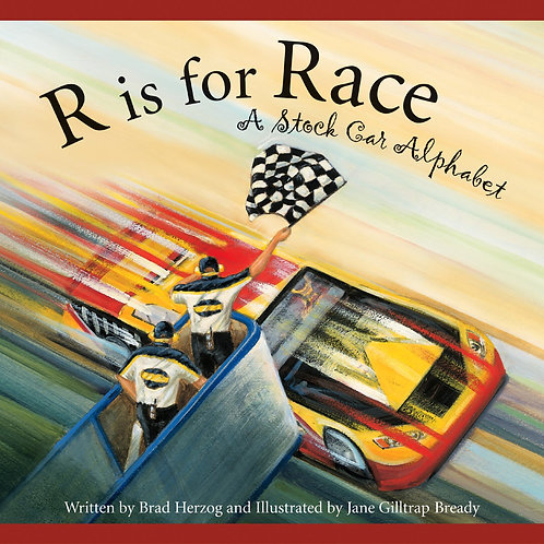 R is for Race (Book)