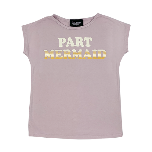 Tiny Whales Part Mermaid Tee