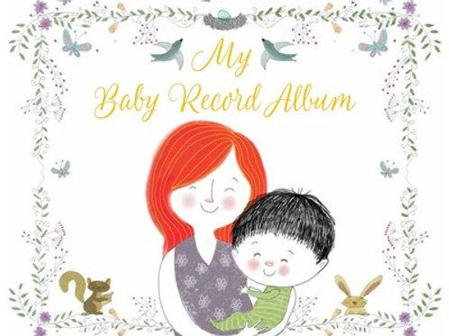 My Record Baby Album
