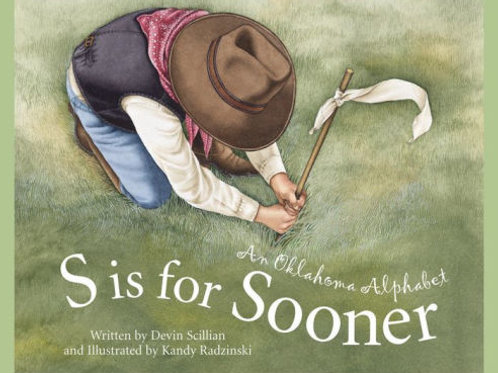 S is for Sooner (book)