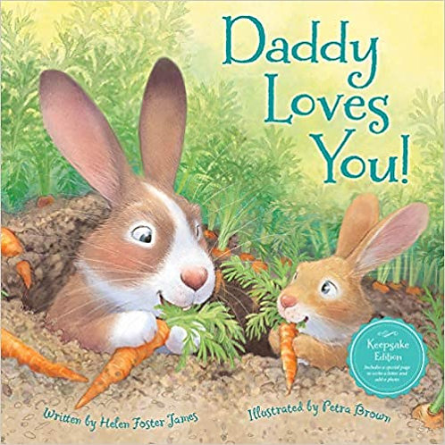 Daddy Loves You by James Brown (Book)