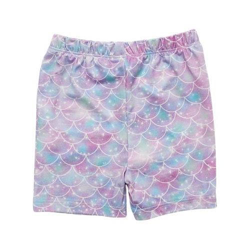 Mila & Rose - Mermaid Biker Shorts