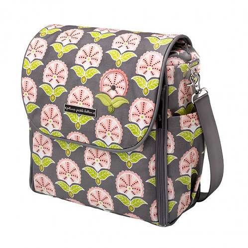 Petunia Pickle Bottom Boxy Backpack