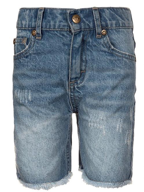 Appaman - Light Wash Denim Shorts